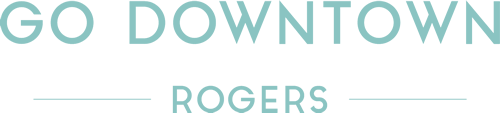Go Downtown Rogers Logo