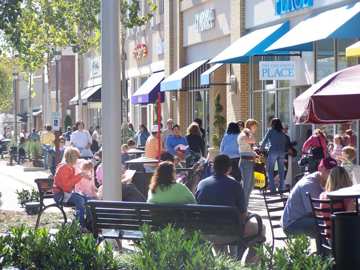 Black Friday Shopping Visit Rogers Arkansas