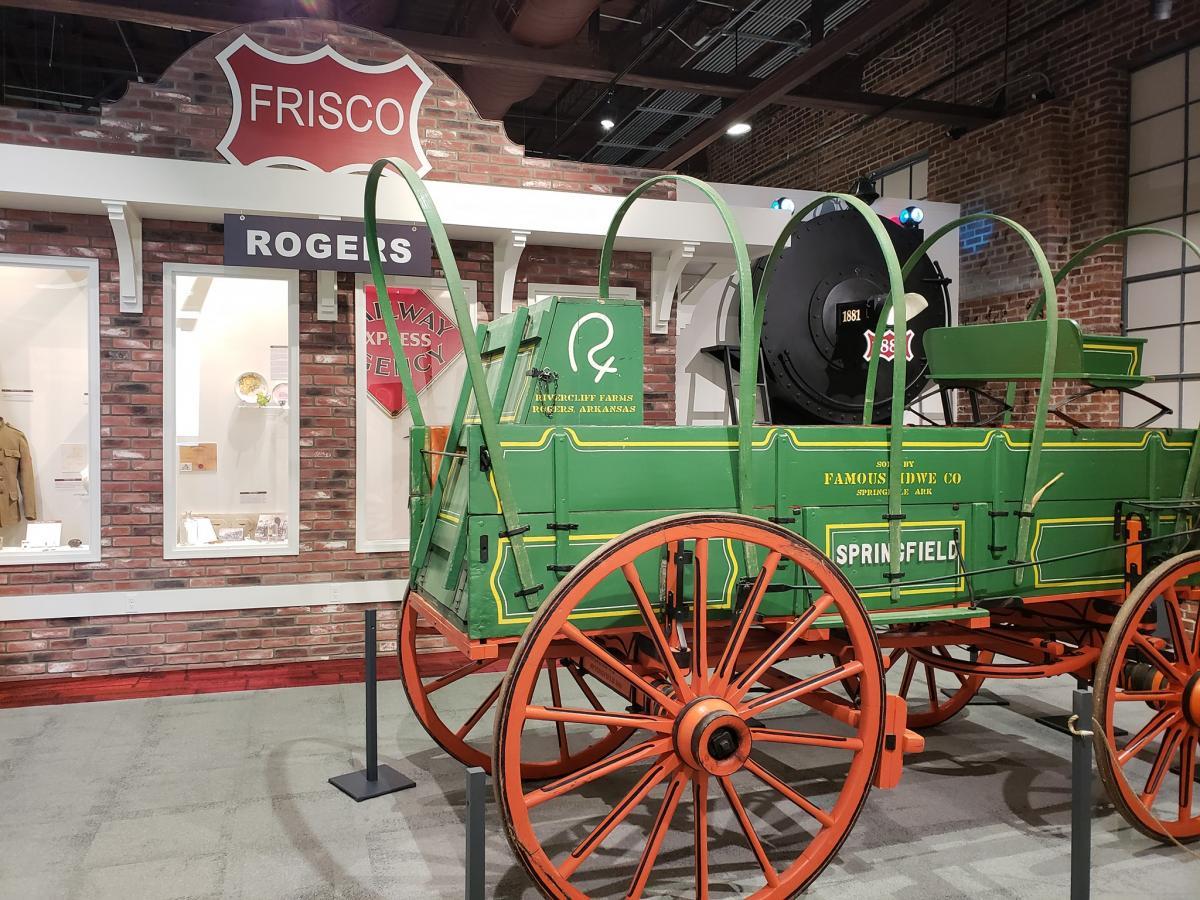 Rogers Historical Museum | Visit Rogers Arkansas