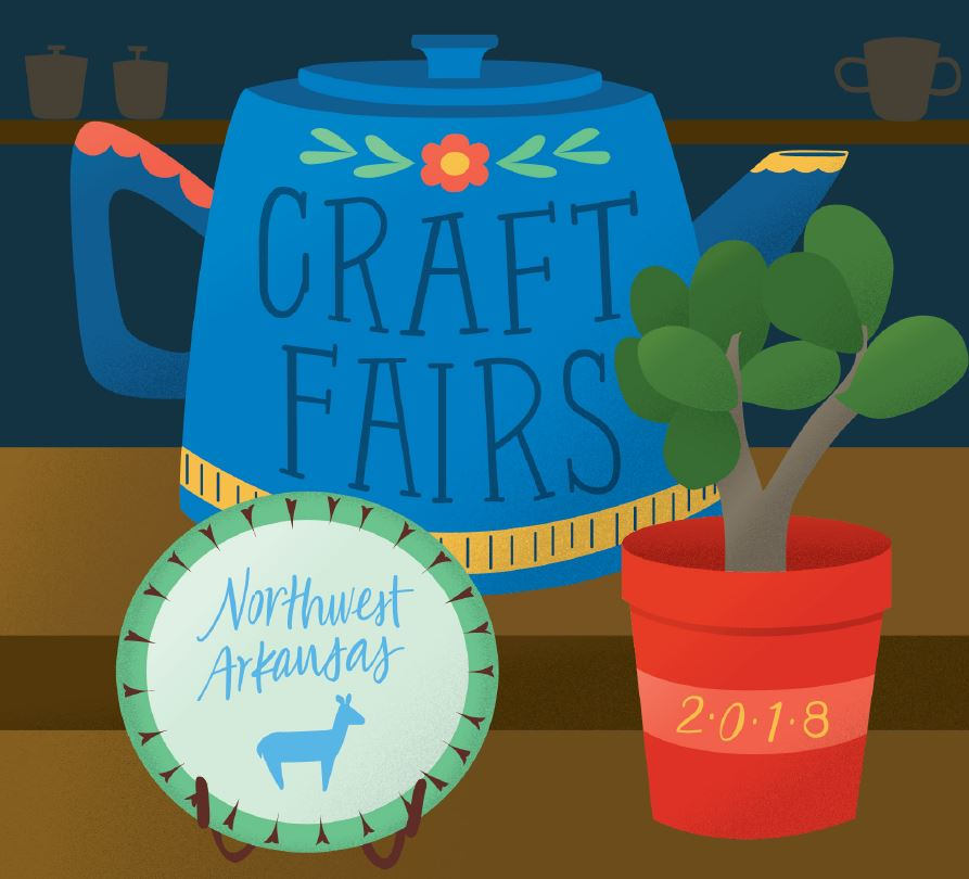 2018 Fall Craft Fairs in Northwest Arkansas | Visit Rogers Arkansas