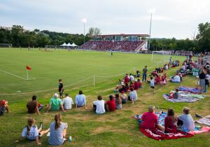 Rogers is close to the University of Arkansas, where you can see a variety of NCAA sports events, including Razorback Soccer