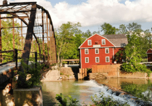 Whether you're into history, crafts, nature, or just want to get outdoors, War Eagle Mill is one of the most popular outings in Rogers, AR