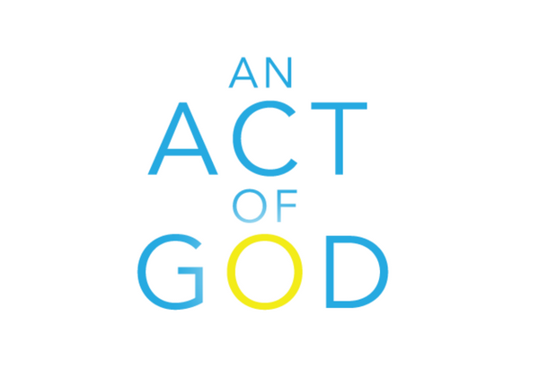 Still another fresh from Broadway hit, An Act of God starred Jim Parsons (TV's Sheldon on Big Bang Theory) as God. The One with the first and last word on everything has finally arrived to set the record straight.