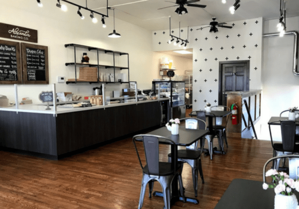 Inside - Alexander Baking Company in Downtown Rogers