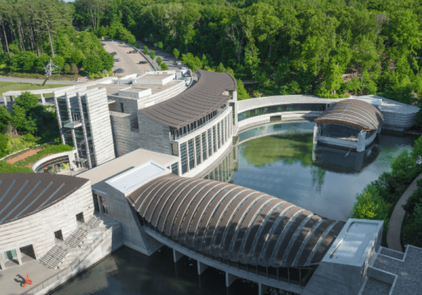 Public programs including lectures, performances, classes are offered at Crystal Bridges