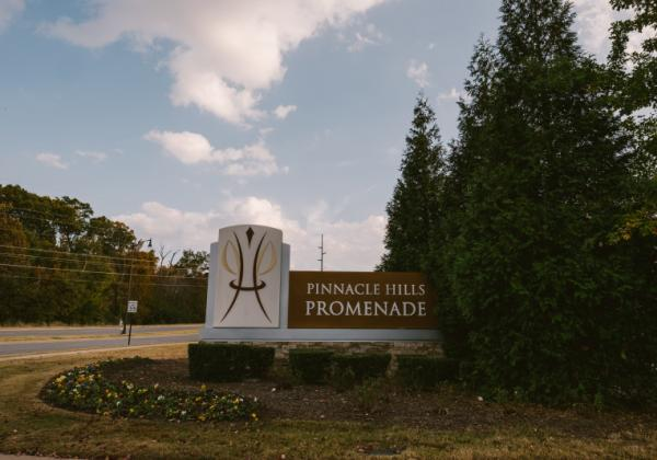 Pinnacle Hills Promenade Mall