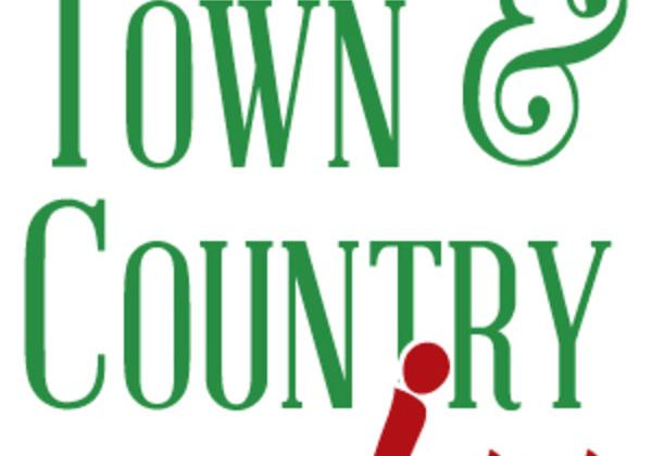 Town & Country Inn Logo - Town & Country Inn is conveniently located. It is close to a variety of shopping and dining.
