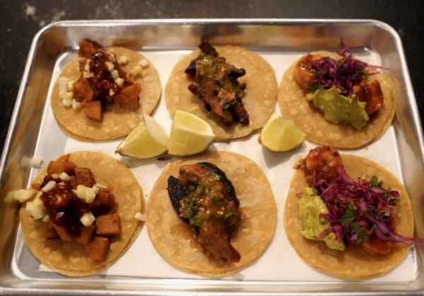 Tacos - Picture Credit Brad Stallcup with Minim Design Co