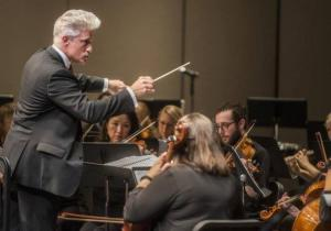 Arkansas Philharmonic Orchestra - The Arkansas Philharmonic Orchestra puts on concerts at the Arend Arts Center and the Faulkner Performing Arts Center.