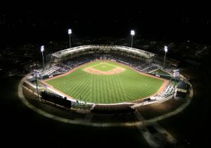 Arvest Ballpark - Arvest Ballpark is home of the Arkansas Naturals who are the Double A Affiliate of the Kansas City Royals.