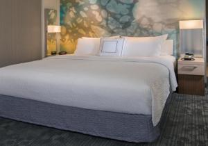 Standard King Guestroom - Courtyard by Marriott Rogers AR