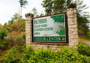 Hobbs State Park-Conservation Area Visitor Center