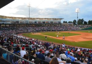 Northwest Arkansas Naturals Arvest Ballpark