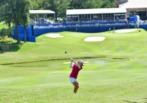 Walmart NW Arkansas Championship presented by P&G LPGA Tour Stop in Rogers, Arkansas
