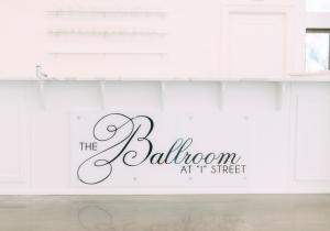 The Ballroom at I Street - The Ballroom at I Street is an event venue in Northwest Arkansas that features both indoor and outdoor spaces.