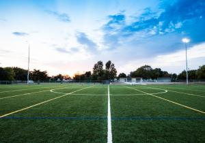 Veterans Memorial Park Turf Field