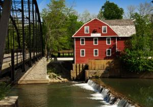 War Eagle Mill & Bridge
