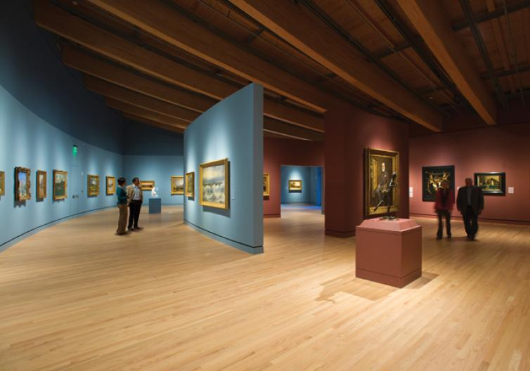 Crystal Bridges is a premier fine arts museum in Northwest Arkansas where you can view some of the most famous works of art, architecture, and landscaping