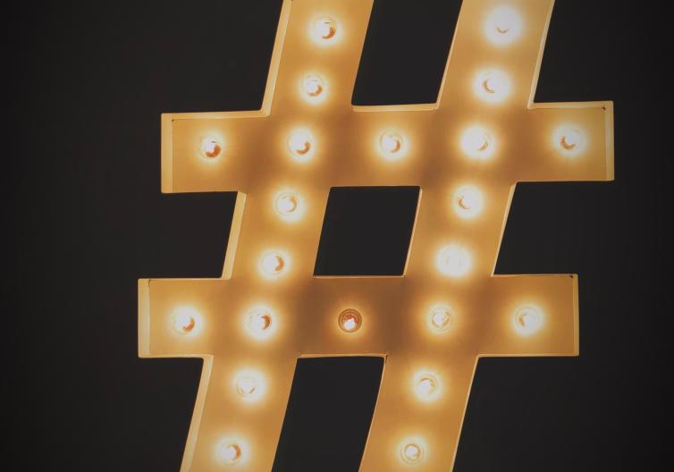 Learn how meeting and convention planners can create and implement hashtags to build engagement at your next event