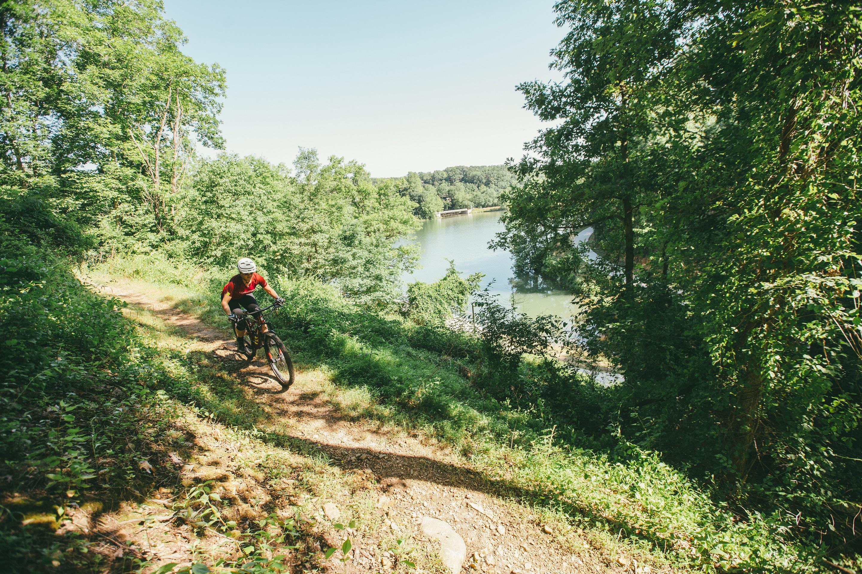 Best Mountain Bike Trails In Northwest Arkansas Visit Rogers Arkansas