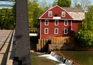 War Eagle Mill is set in the natural backdrop of the Ozarks, with beautiful views, lots of activities, as well as great shopping and food!