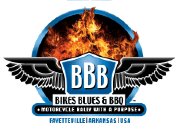 Bikes Blues and BBQ is one of the biggest Biker events in the south, with events in Fayetteville and Rogers and rides down the renown Pig Trail which is a great ride for any biker.
