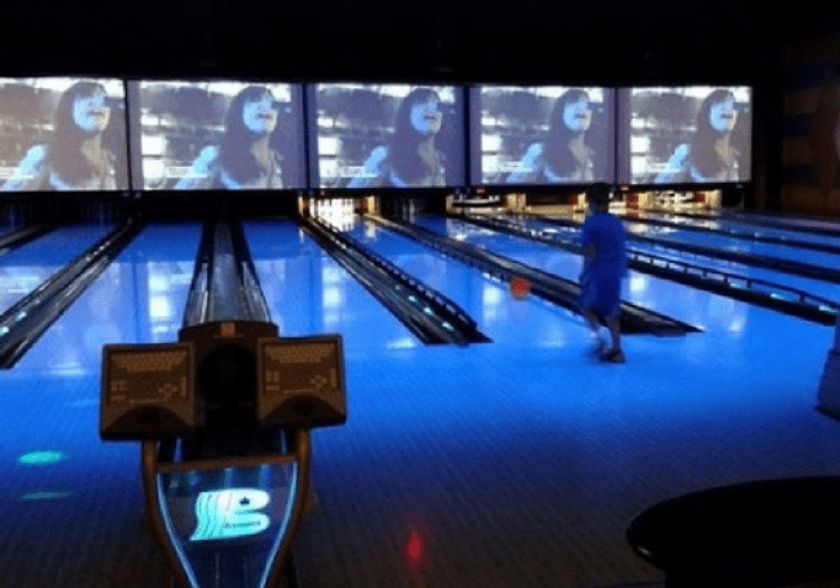 Fast Lane Entertainment has bowling, laser tag, rides, games, bumper cars, and food!