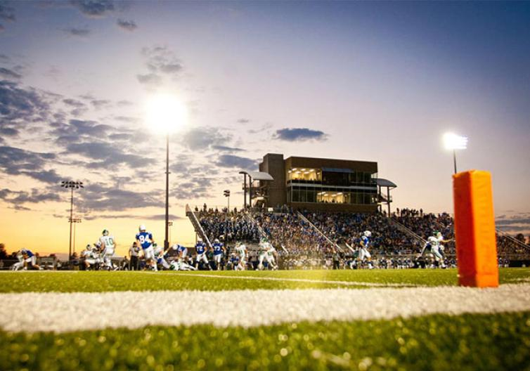 Friday night lights takeover Northwest Arkansas, with some of the best football fields and teams in the state.