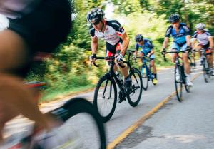 Rogers Cycling Festival consists of several road cycling and mountain bike events held in downtown Rogers, Arkansas.
